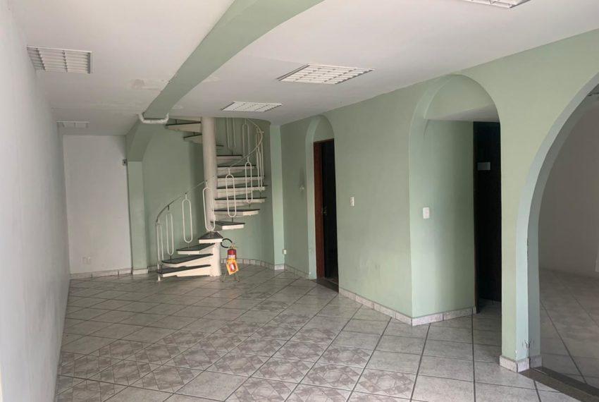 hall acesso piso superior